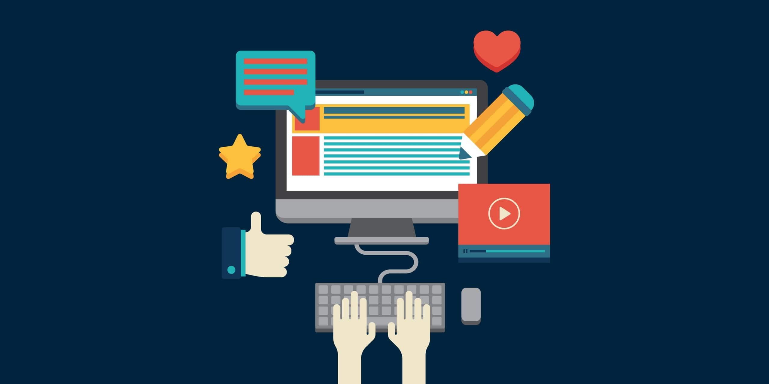 خطوات كتابة محتوى يجذب الالاف من العملاء