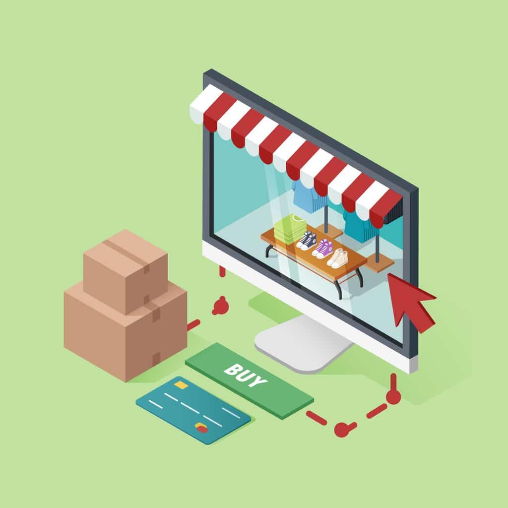 10 طرق لتطوير المتاجر الالكترونية (دليل شامل)